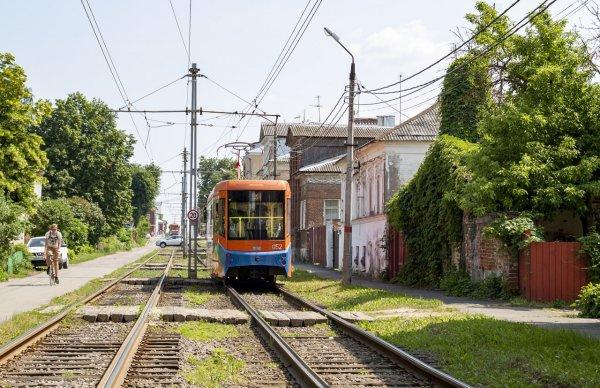 Коломенский трамвайчик