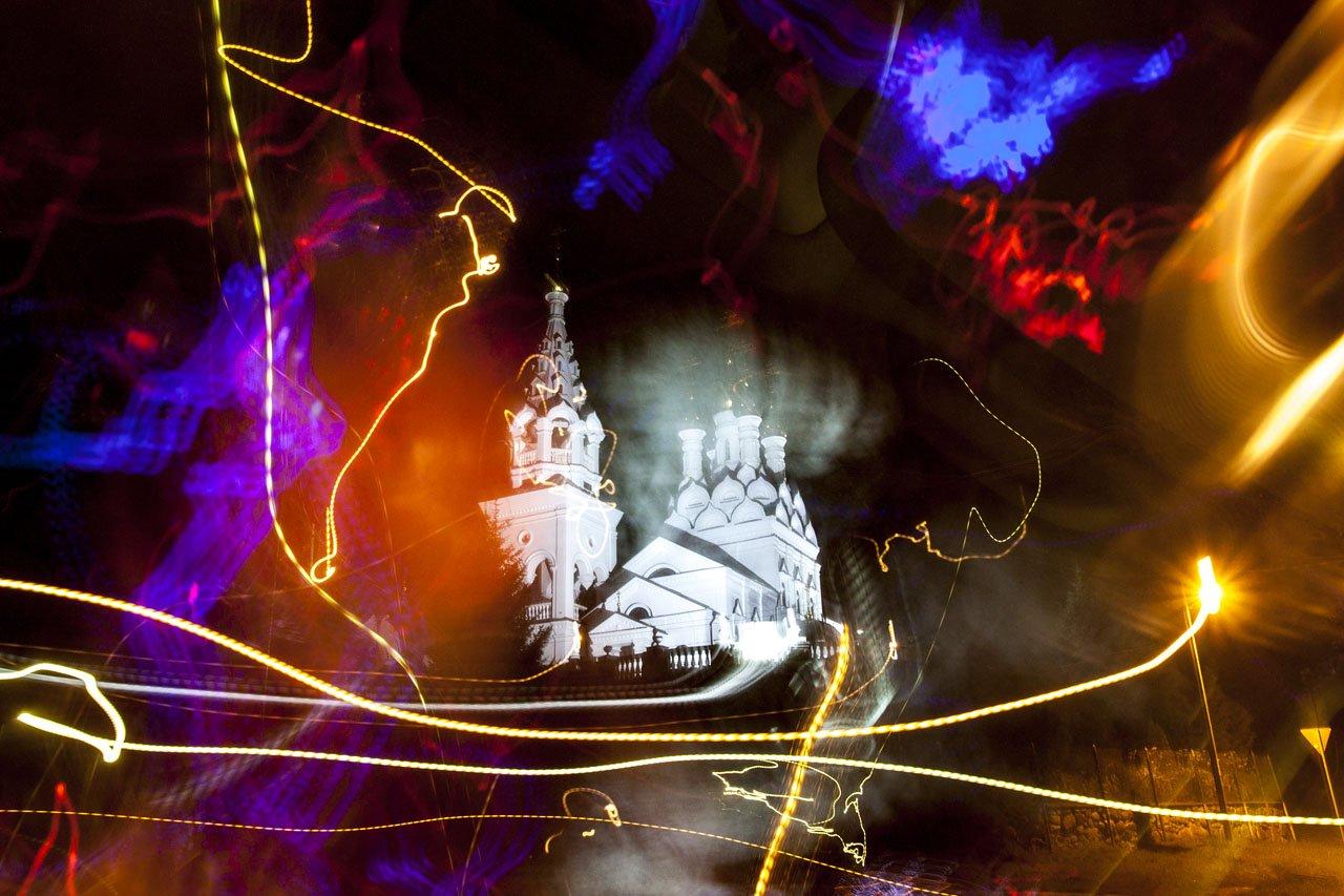 Храм в Багратионовске