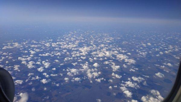 Путь домой над облаками