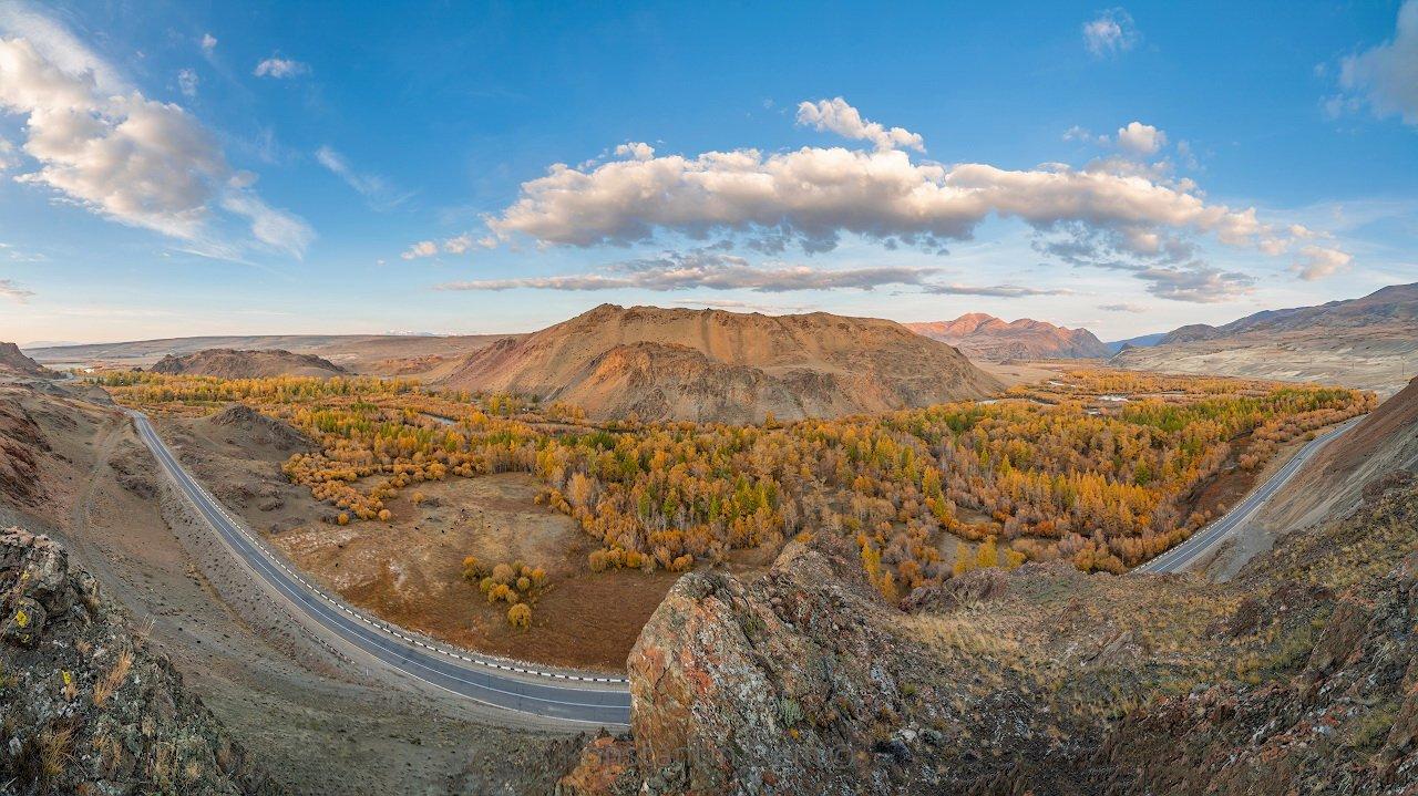 Алтайская осень