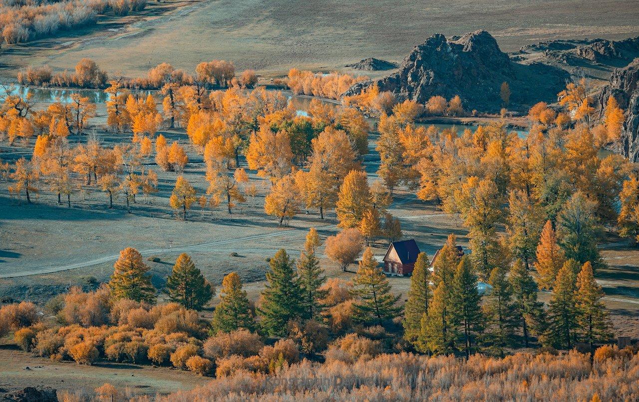 Домик в деревне )