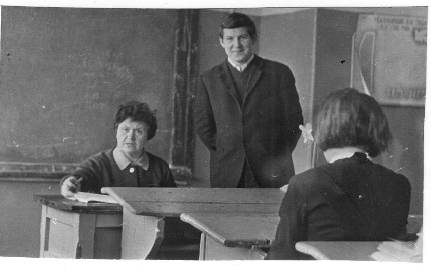 школа № 3, май 1969 г