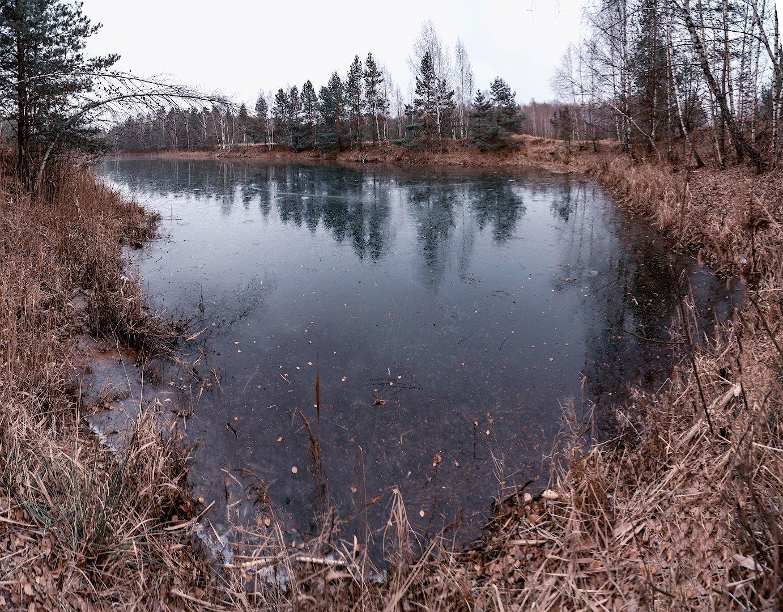 Фосфоритовое озеро . Воскресенк