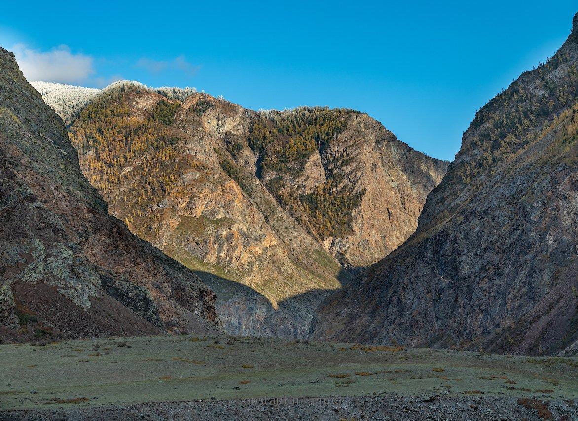 Долина Челушман