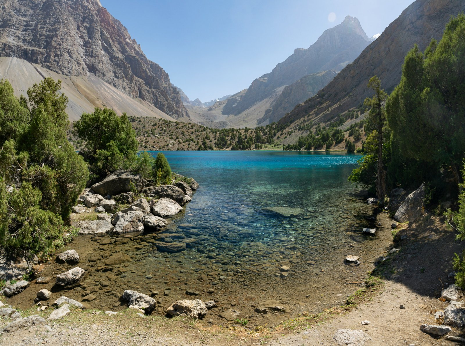 Озеро Чапдара