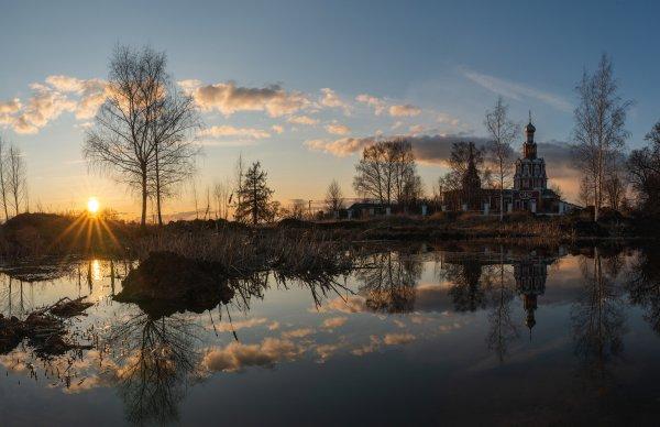 Смоленская церковь. Софрино