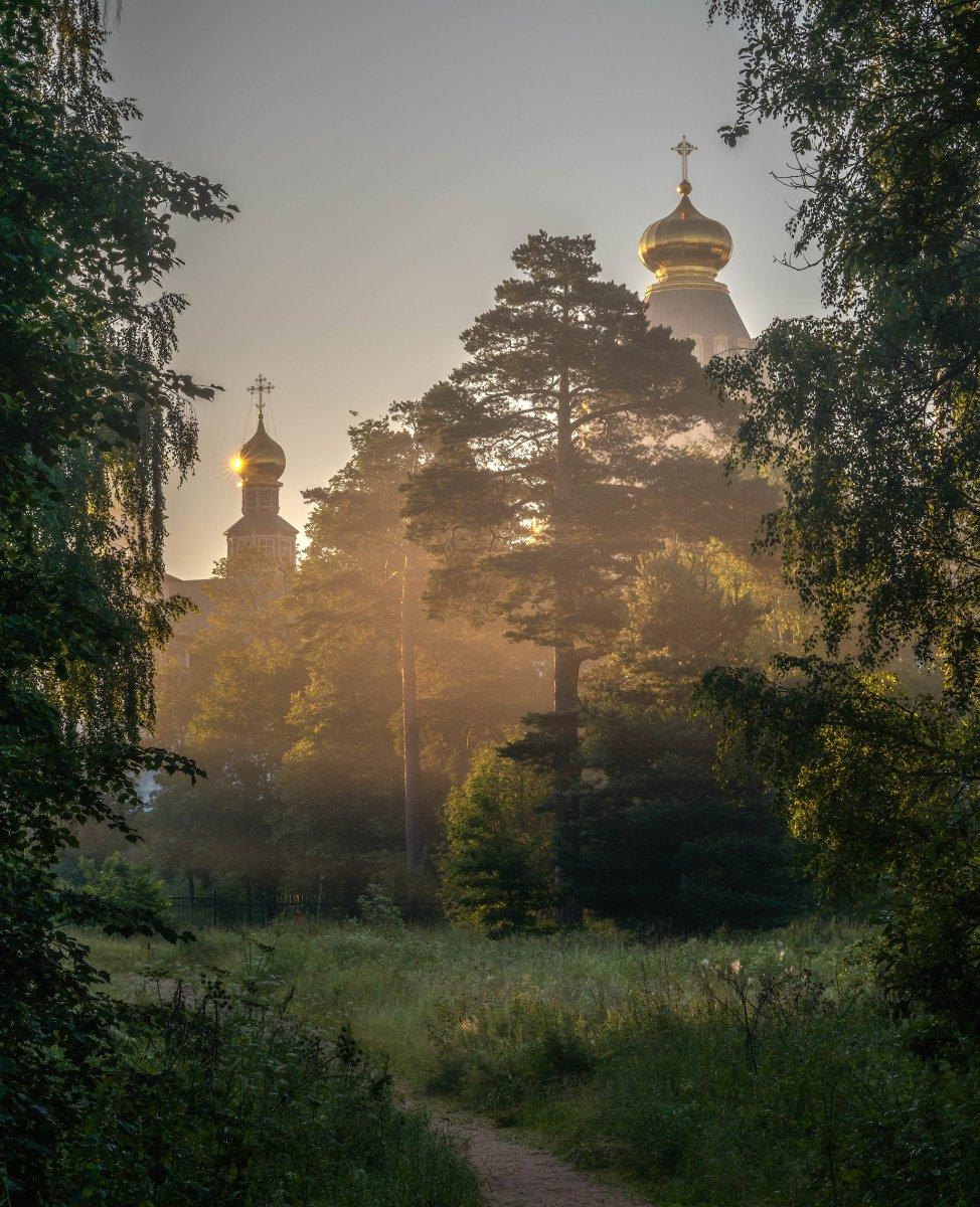 Рассвет над Новым Иерусалимом (2)