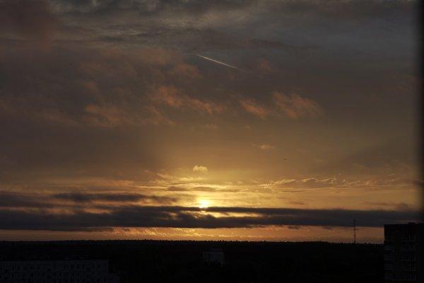 Фантастический закат