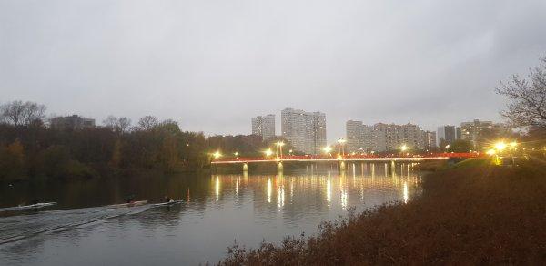 Наш ответ мосту золотые ворота!)