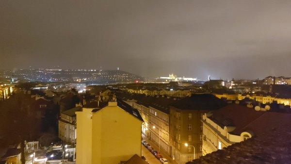 Прага. Вид с Вышеграда