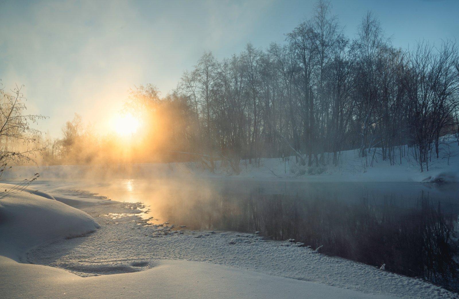 Пушкинский морозец