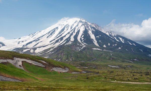 Вулкан Зимина