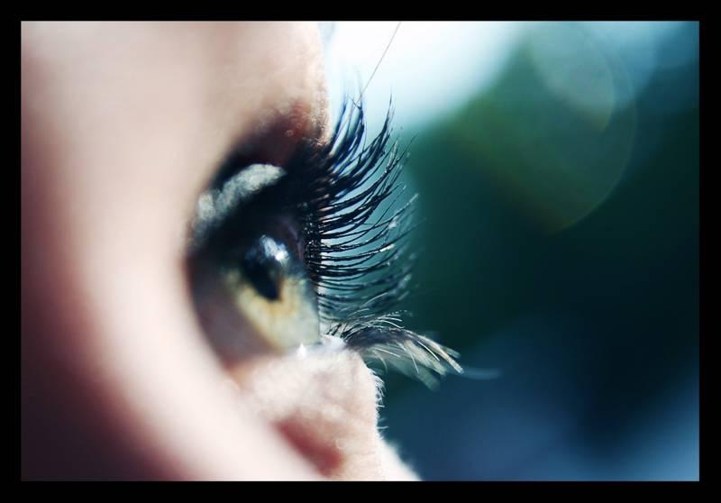 Макро глаз макро ресницы скачать